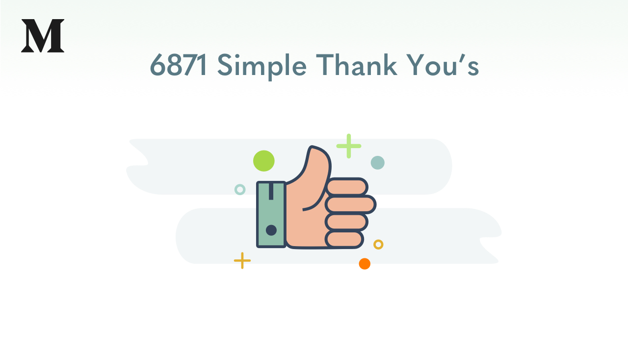 6871 Simple Thank You's—189% of Target Achieved in Simple Token Sale (Sale Completed)