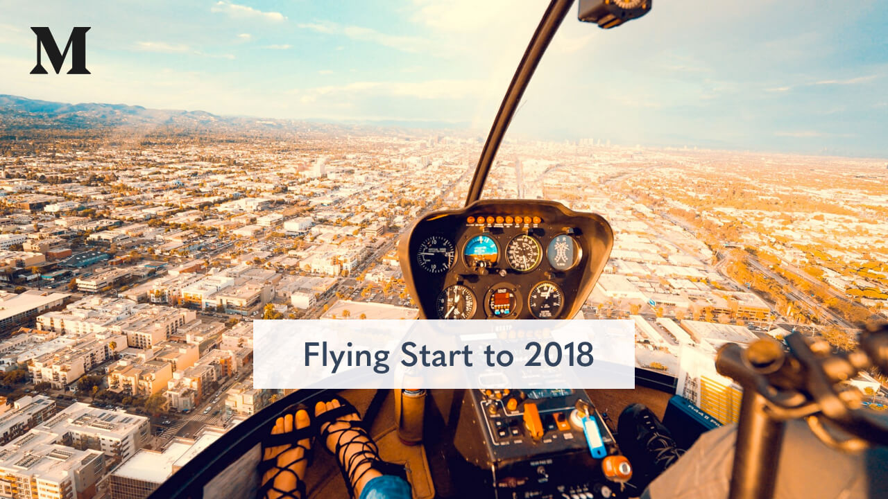 Simple Token Prepares Flying Start to 2018
